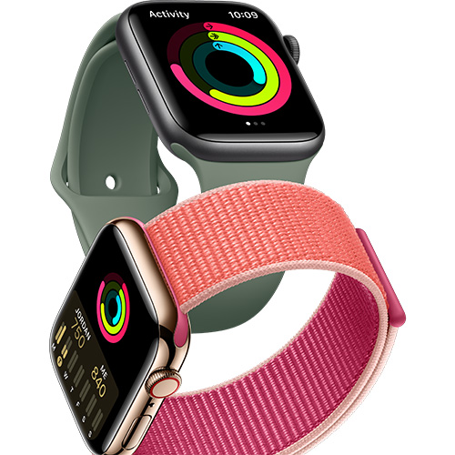 Apple Watch Series 5 – beställ