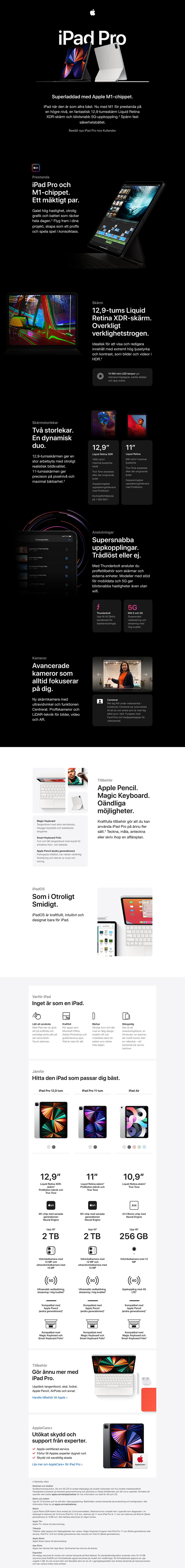 iPad Pro Early 21