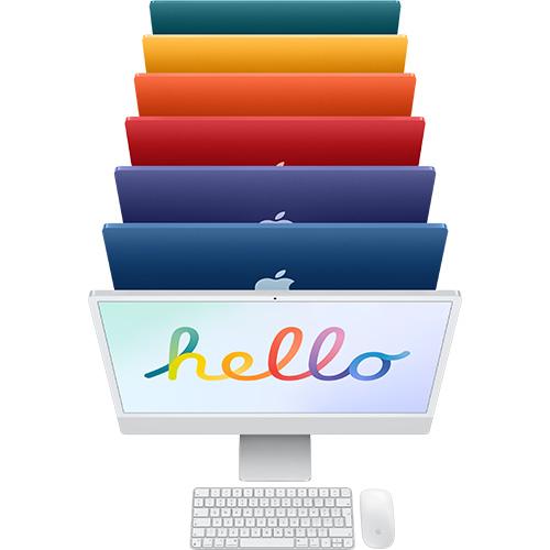 Beställ: iMac. En färgstark framtid.