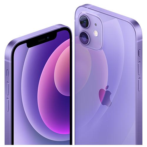 Beställ iPhone 12 och iPhone 12 mini i lila